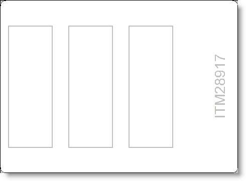 JM410 ID Tag Printer Layout Templates - InfoSight Corporation