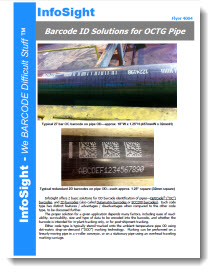 Barcode ID Solutions for OCTG Pipe - InfoSight Corporation