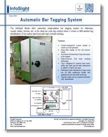 Automatic Bar Tagging System Brochure