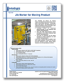 Jib Marker for Moving Product Brochure