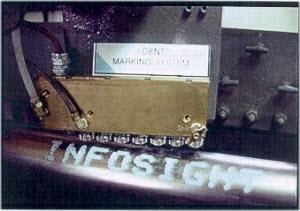 I-Dent® Spray Marking System - <b>InfoSight</b> Corporation